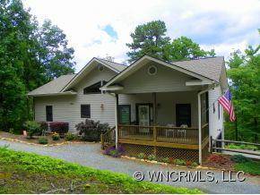 190 Tanglewood Drive, Lake Lure, NC 28746 (#NCM520280) :: Exit Realty Vistas