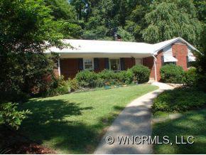 85 Woodbury Road, Asheville, NC 28804 (#NCM521134) :: Exit Realty Vistas