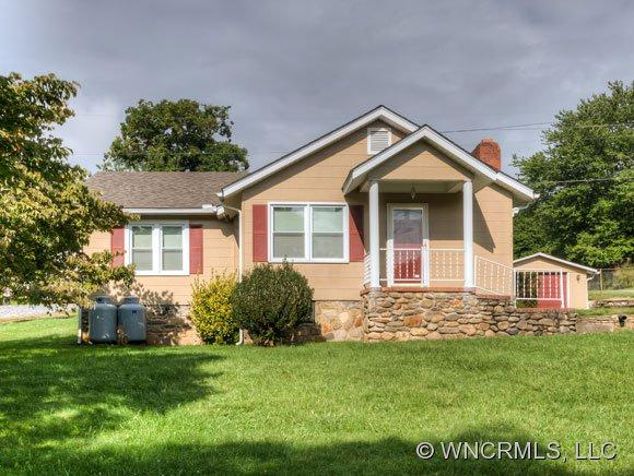 201 Stafford Street, Black Mountain, NC 28711 (#NCM525307) :: Exit Realty Vistas