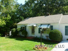 445 Old Haw Creek Rd, Asheville, NC 28805 (#NCM525367) :: Exit Realty Vistas