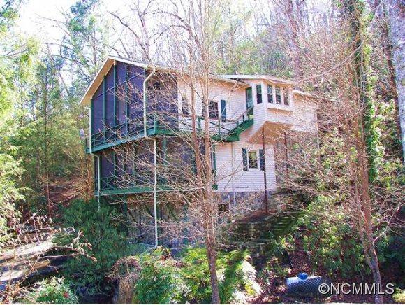 485 Grandview Drive, Lake Lure, NC 28746 (#NCM525546) :: Exit Realty Vistas