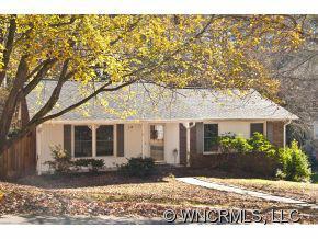 159 Castlerock Drive, Asheville, NC 28806 (#NCM525715) :: Exit Realty Vistas