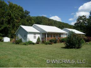 634 A Dillingham Road, Barnardsville, NC 28709 (#NCM526187) :: Exit Realty Vistas