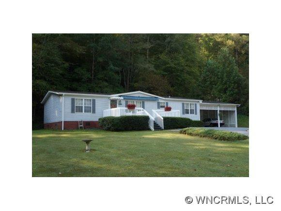 284 Wilson Road, Pisgah Forest, NC 28768 (#NCM526555) :: Exit Realty Vistas