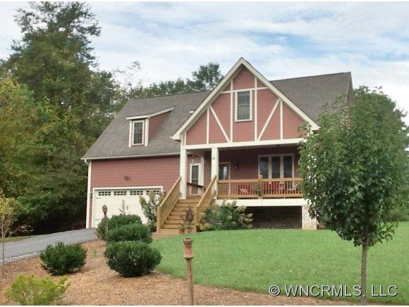 41 Copper Mill Court, Candler, NC 28715 (#NCM527032) :: Exit Realty Vistas