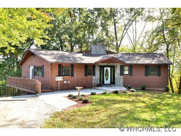 376 Love Lane, Waynesville, NC 28786 (#NCM527395) :: Exit Realty Vistas