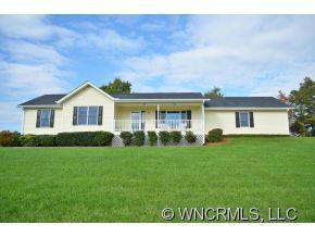 11 Ryan Lane, Weaverville, NC 28787 (#NCM527566) :: Exit Realty Vistas