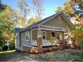 30 Woodvale Avenue, Asheville, NC 28804 (#NCM527797) :: Exit Realty Vistas