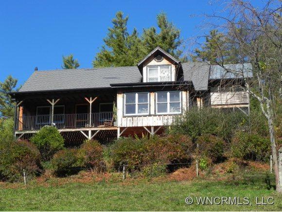 817 Long Ridge Road, Mars Hill, NC 28754 (#NCM527901) :: Exit Realty Vistas
