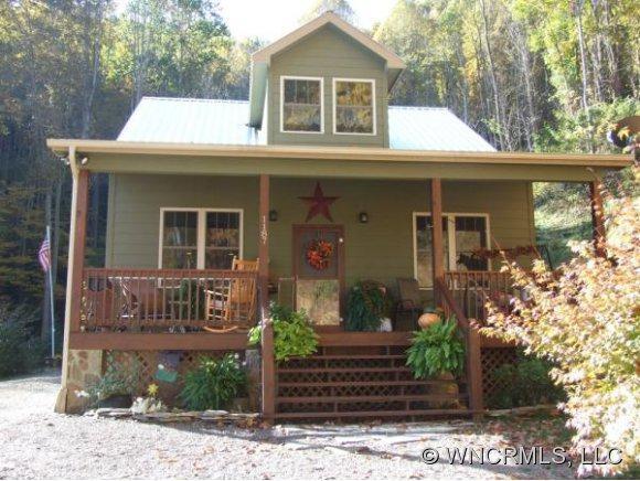 1187 Bill Allen Branch Road, Burnsville, NC 28714 (#NCM527907) :: Exit Realty Vistas