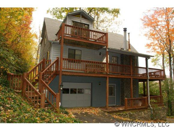 47 Buckeye, Maggie Valley, NC 28751 (#NCM528196) :: Exit Realty Vistas