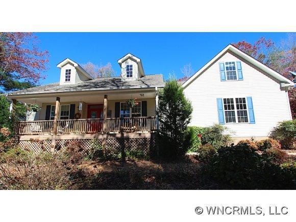 21 Arbor Lane, Pisgah Forest, NC 28768 (#NCM528231) :: Exit Realty Vistas