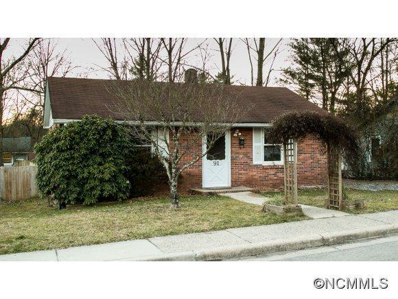 91 W. Morgan Street, Brevard, NC 28712 (#NCM555113) :: Exit Mountain Realty