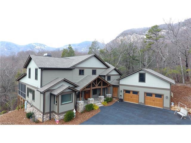 249 Boulder Run, Lake Lure, NC 28746 (MLS #3256092) :: Washburn Real Estate