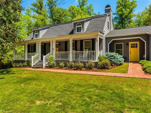 3360 Haywood Road, Hendersonville, NC 28791 (#3269078) :: Team Browne - Keller Williams Professionals Realty