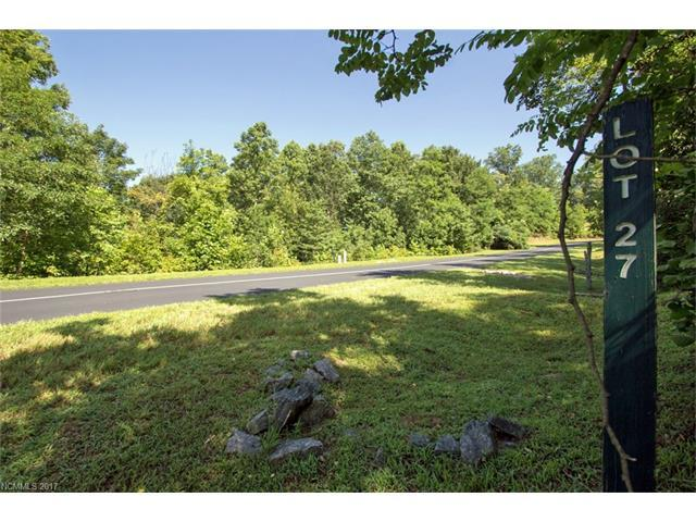 233 Mountain Sunset Trail #27, Hendersonville, NC 28739 (#3301104) :: Caulder Realty and Land Co.