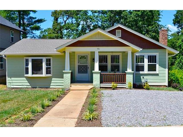 91 Trotter Place, Asheville, NC 28806 (#3301126) :: Exit Realty Vistas