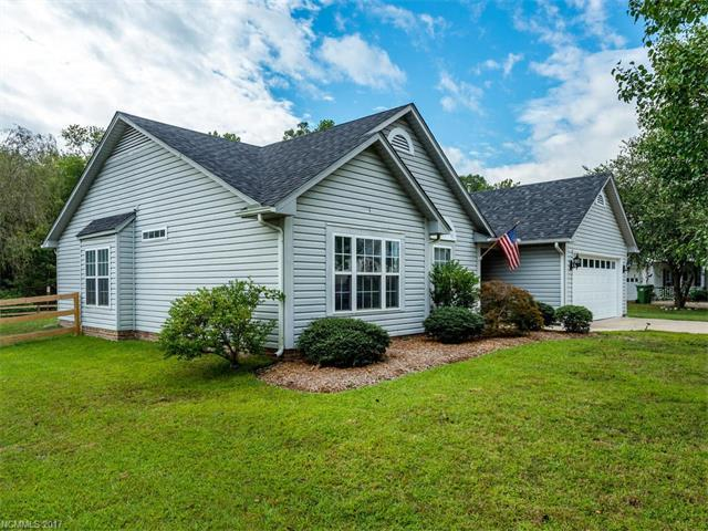 1042 Thorncrest Drive #179, Fletcher, NC 28732 (#3320313) :: Exit Mountain Realty