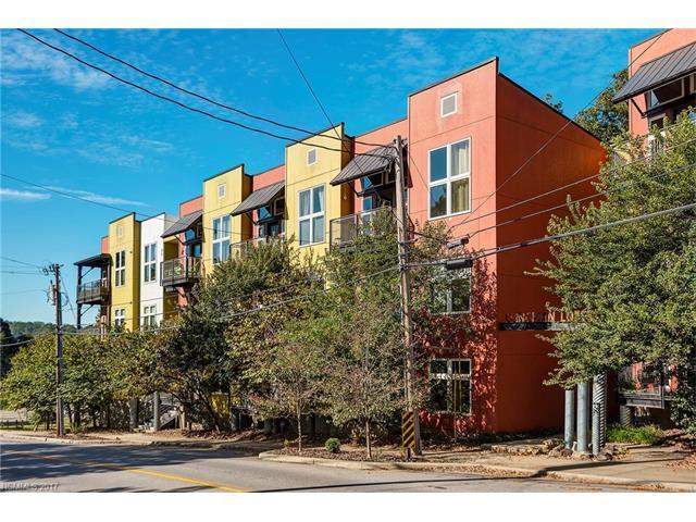 125 Clingman Avenue #105, Asheville, NC 28801 (#3327615) :: Keller Williams Biltmore Village