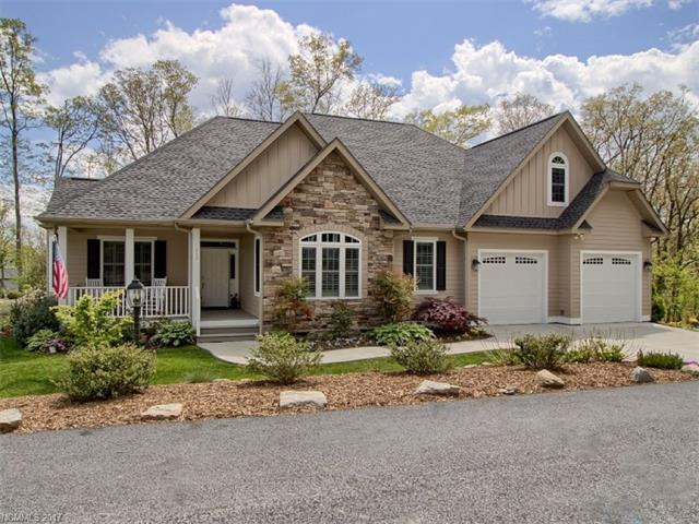333 Millbrae Loop, Hendersonville, NC 28791 (#3328432) :: Caulder Realty and Land Co.