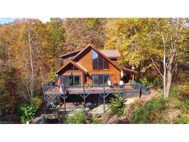 229 Nicklaus Lane, Lake Lure, NC 28746 (#3340261) :: Caulder Realty and Land Co.