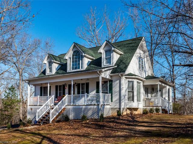 63 Gail Drive, Tryon, NC 28782 (#3348127) :: Caulder Realty and Land Co.