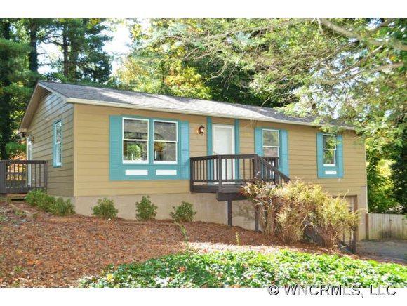 10 Spring Park Road, Asheville, NC 28805 (#NCM527401) :: Exit Realty Vistas