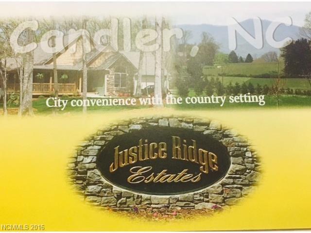 55 Justice Ridge Estates Dr #31, Candler, NC 28715 (#NCM576731) :: Exit Realty Vistas