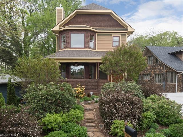 186 Courtland Place, Asheville, NC 28801 (#3276682) :: Team Browne - Keller Williams Professionals Realty