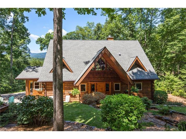 200 Wolf River Lane, Lake Lure, NC 28746 (#3302402) :: Exit Mountain Realty