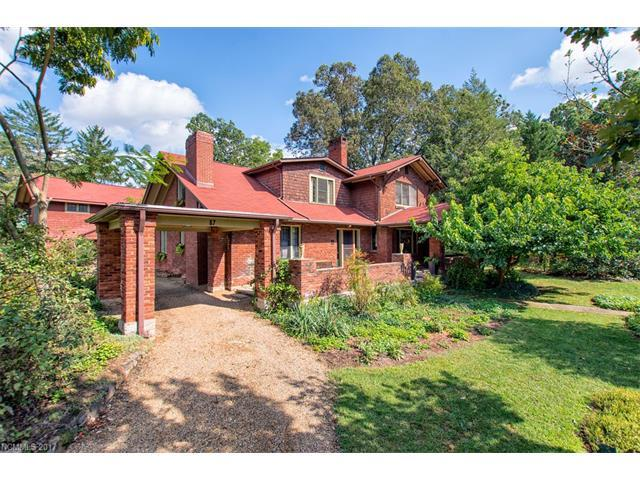 87 Kenilworth Road, Asheville, NC 28803 (#3305992) :: Exit Mountain Realty