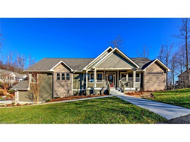 188 Bay Laurel Lane, Hendersonville, NC 28791 (#3339618) :: Caulder Realty and Land Co.
