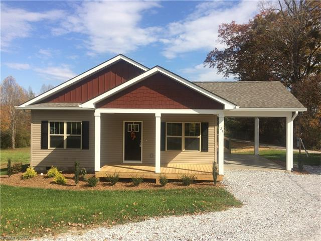 127 N Mapleton Drive, East Flat Rock, NC 28726 (#3285113) :: RE/MAX Four Seasons Realty