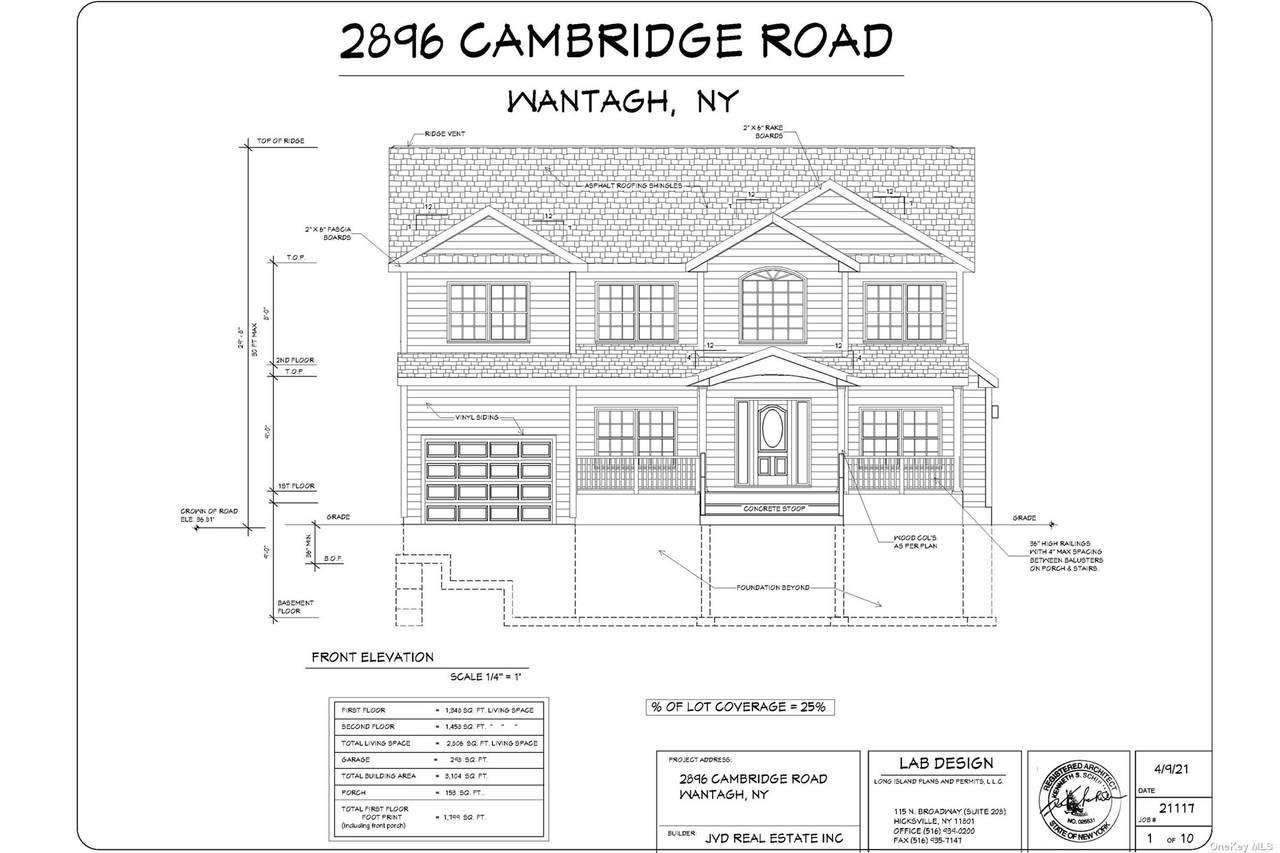 2896 Cambridge Road - Photo 1