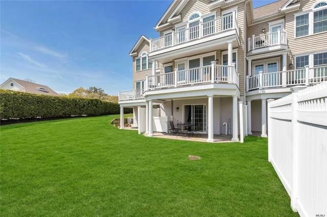 5 Canoe Place Lndg #5, Hampton Bays, NY 11946 (MLS #3209550) :: Cronin & Company Real Estate