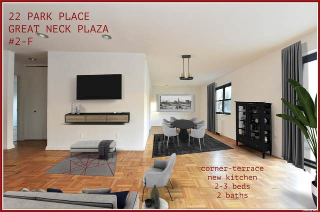 22 Park Place 2-F, Great Neck, NY 11021 (MLS #3246473) :: Shalini Schetty Team