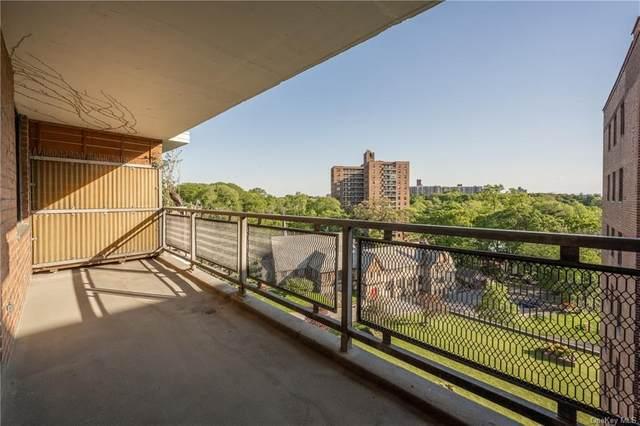 4901 Henry Hudson Parkway 9G, Bronx, NY 10471 (MLS #H6019008) :: Carollo Real Estate