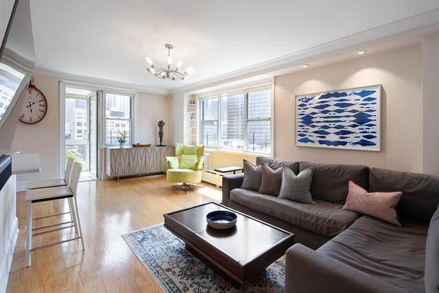 303 W 66th Street 11EE, New York, NY 10069 (MLS #H6146076) :: Cronin & Company Real Estate