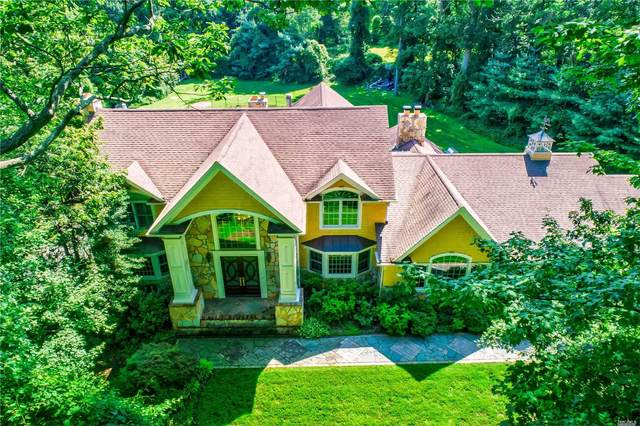 32 Woodvale Drive, Laurel Hollow, NY 11791 (MLS #3150753) :: Signature Premier Properties