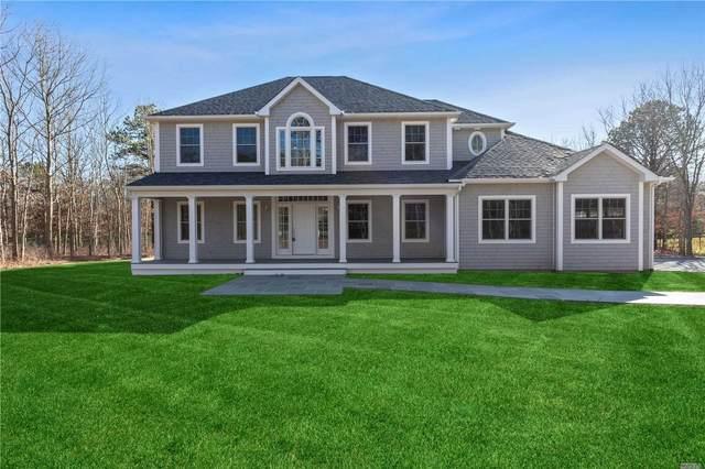 153 Maggie Tbb, E. Quogue, NY 11942 (MLS #3158201) :: Frank Schiavone with William Raveis Real Estate