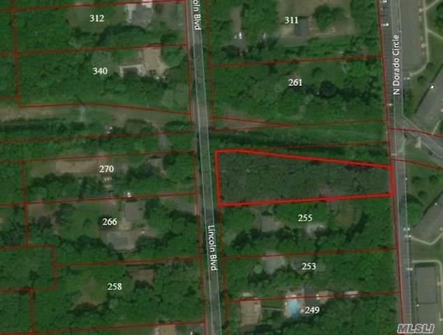 V/L Lincoln Boulevard, Hauppauge, NY 11788 (MLS #3158319) :: Keller Williams Points North