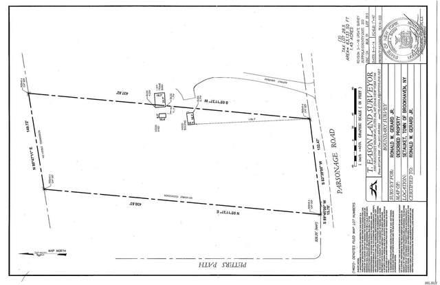 Parsonage Road, E. Setauket, NY 11733 (MLS #3164559) :: Keller Williams Points North