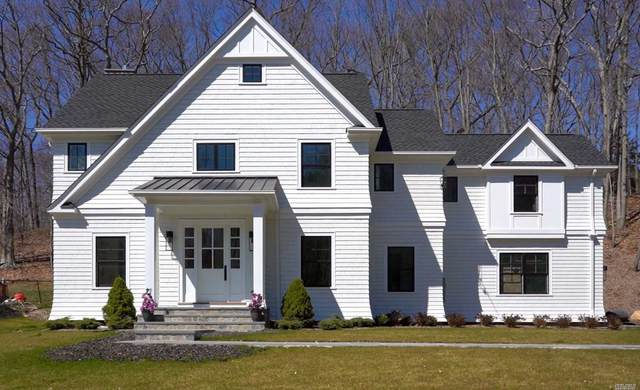9 Goose Hill Road, Cold Spring Hrbr, NY 11724 (MLS #3178951) :: The Home Team