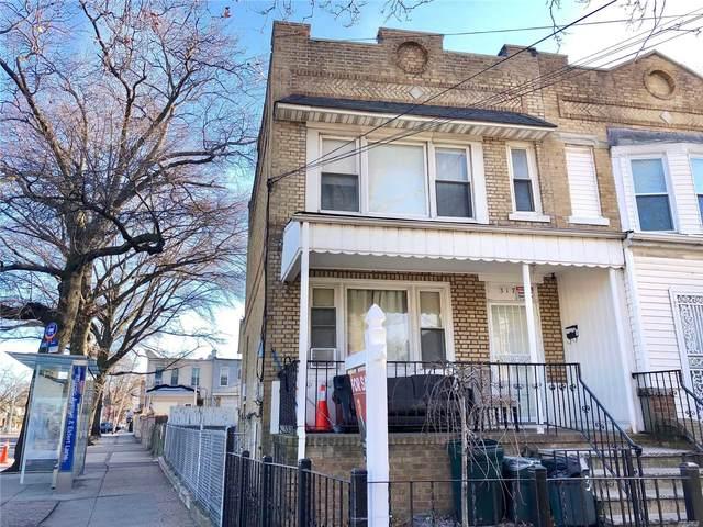 317 Eldert Lane, Woodhaven, NY 11421 (MLS #3184952) :: Kevin Kalyan Realty, Inc.