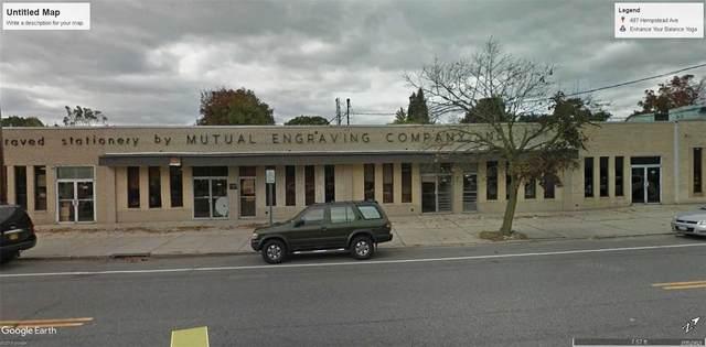 487-489 Hempstead, W. Hempstead, NY 11552 (MLS #3185577) :: Kendall Group Real Estate   Keller Williams