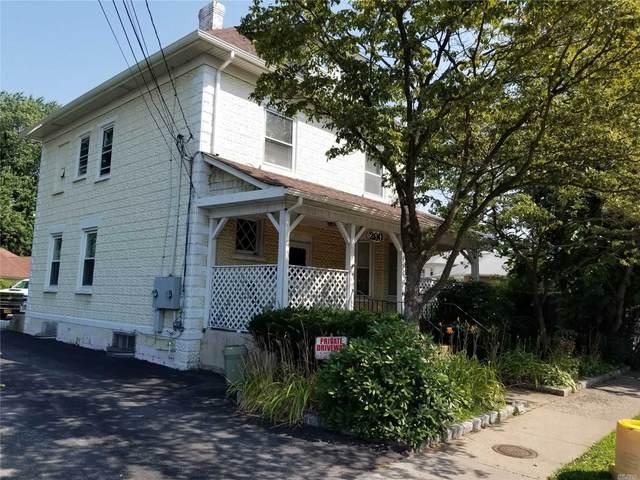 200 Woodbury Road, Hicksville, NY 11801 (MLS #3185621) :: Signature Premier Properties