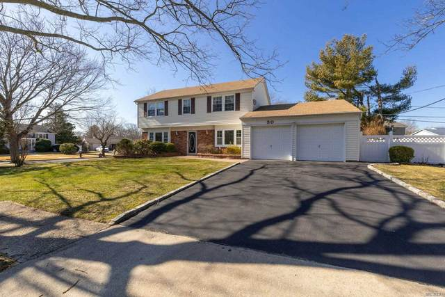 50 Pond Path, Lake Grove, NY 11755 (MLS #3204224) :: Cronin & Company Real Estate