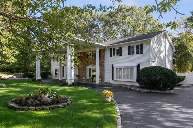 11 Croydon Court, Dix Hills, NY 11746 (MLS #3205718) :: Cronin & Company Real Estate