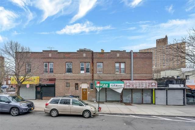 497 Albany, Brooklyn, NY 11203 (MLS #3210083) :: Kevin Kalyan Realty, Inc.