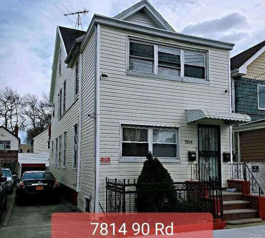 78-14 90th, Woodhaven, NY 11421 (MLS #3210592) :: Denis Murphy Real Estate